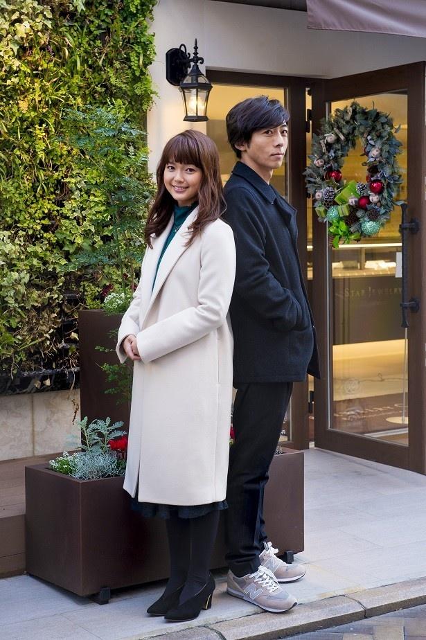 多部未華子&高橋一生のラブコメディードラマ「わたしに運命の恋なんてありえないって思ってた」が12月20日(火)に放送される