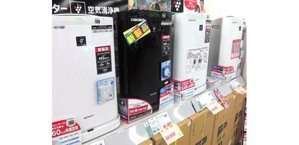 続々と新製品も登場している (LABI渋谷店) ※値段は9/10時点。変更、欠品の可能性あり