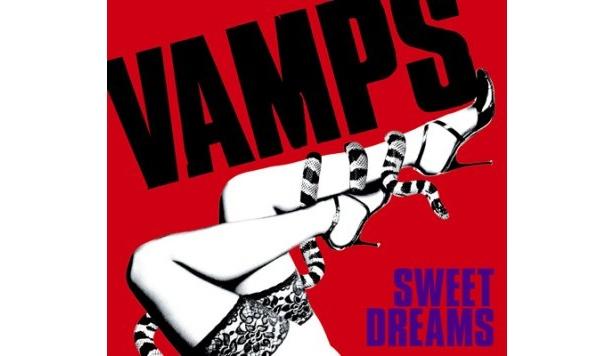 4th SINGLE『SWEET DREAMS』のジャケット