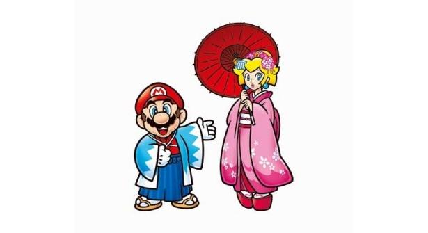 """誰もが一度は遊んだことがある""""マリオ"""""""