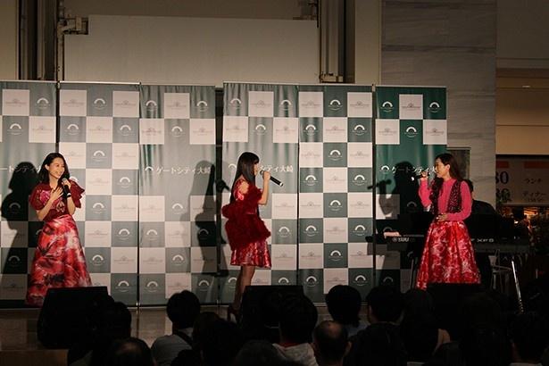 新曲「やさしいうた」を初披露! Kalafinaニューアルバム発売記念イベントレポート