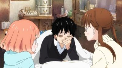 【写真を見る】倒れていたところを助けてもらったことから、零は川本3姉妹と交流していく