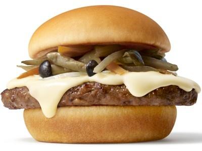 「きのこと根菜ソテー&チーズ」はコチラ