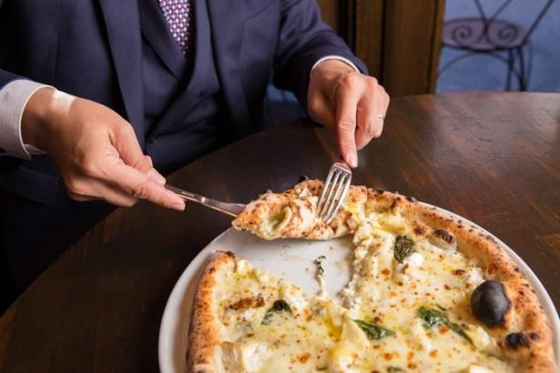 「基本的に1人で1枚食べきりましょう。取り分けしないのが正しい食べ方です」(Jaffa)