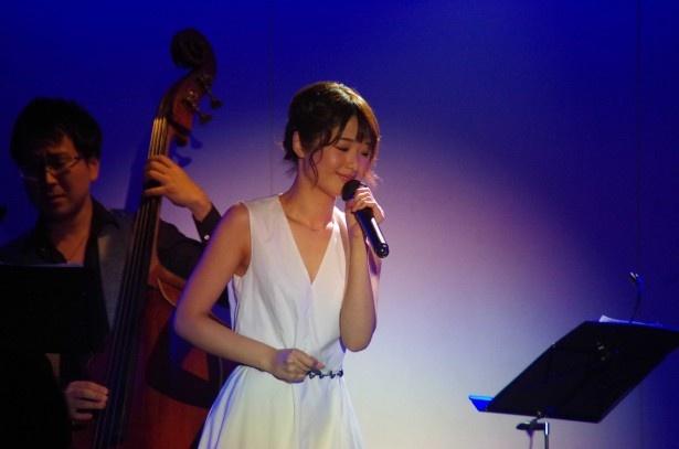 川上奈々美は今回がみるじぇねライブ初出演
