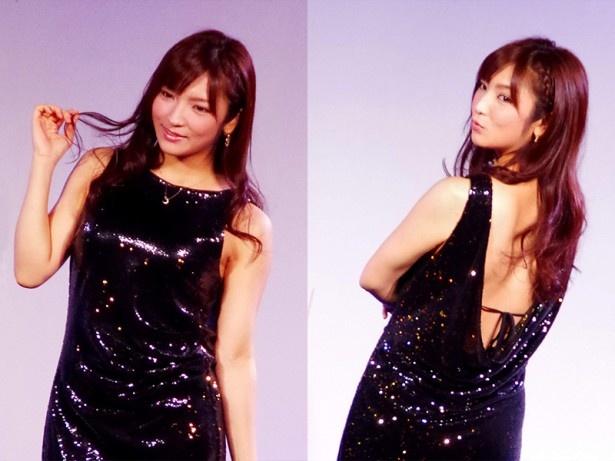 神咲は「1月のライブではアゲアゲな曲を披露したい」と意気込んだ