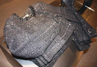 今年のトレンド・ツイードジャケットも驚きのプライス!(7990円)