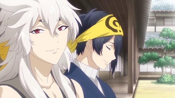 「刀剣乱舞 -花丸-」第9話カット&あらすじが到着。新たに2振りが登場!