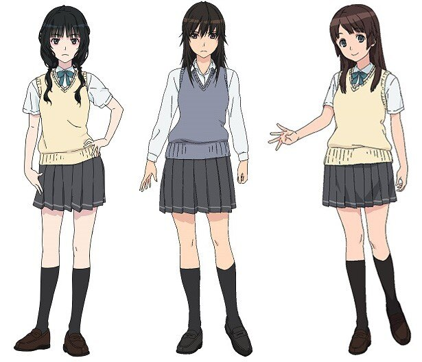 TVアニメ「セイレン」新ヒロイン3人が公開。黒木ほの香・下地紫野・沼倉愛美がキャストに決定