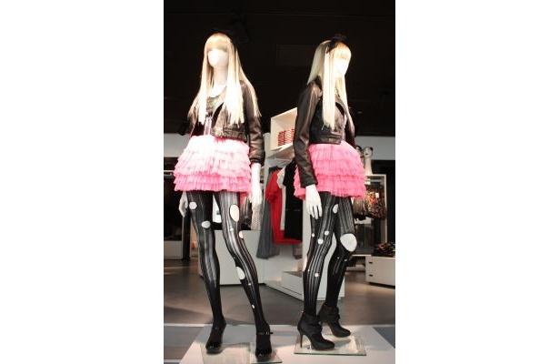 今年流行のチュチュのスカートは、なんと3490円!