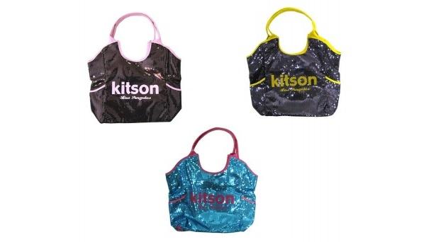 大人気!「kitson」のバッグにも注目!