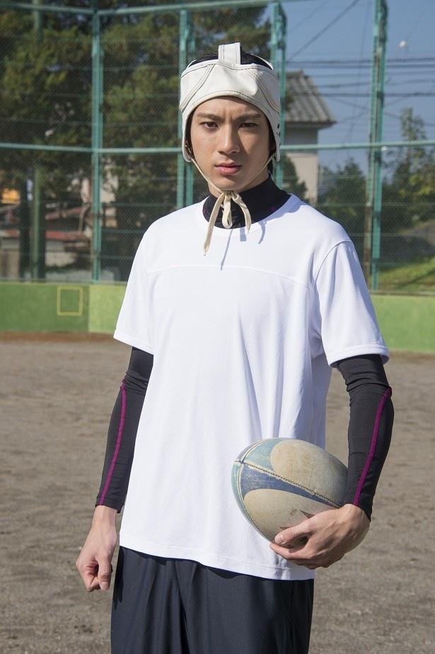 12月20日放送の「わたしに運命の恋なんてありえないって思ってた」に出演するD-BOYS山田裕貴