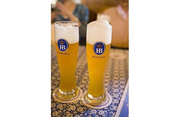 ドイツでは、ビールごとにグラスも違うのだとか