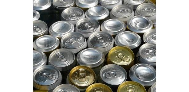 こんな風に缶ビールが冷蔵庫にたまってたりしません?