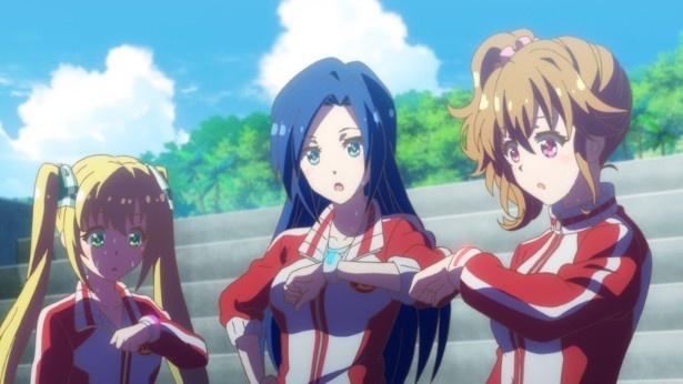 「アイドルメモリーズ」第10話先行カットが到着。心を閉ざした桜は再び立ち上がれるのか