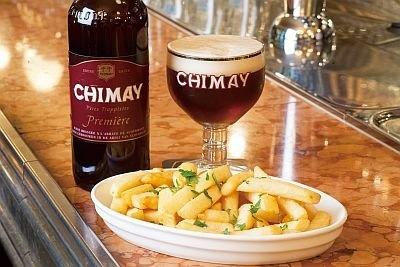 「Belgian Beer CAFE Antwerp Central」の招致メニュー