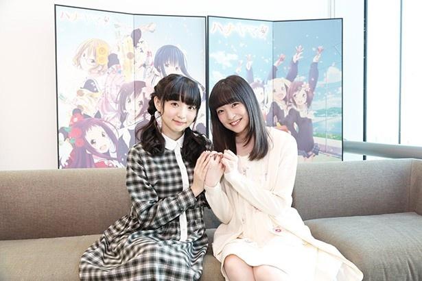 「ハナヤマタ」名シーンを上田麗奈&田中美海とプレイバック!