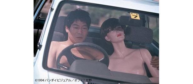 ビートたけし監督作『みんな〜やってるか!』