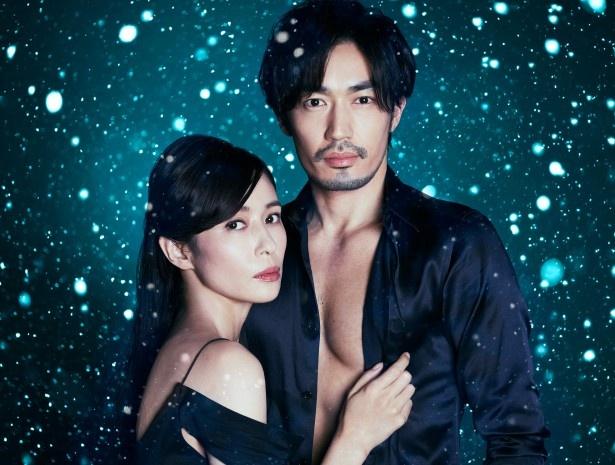 「奪い愛、冬」に新たに出演が決まった水野美紀と大谷亮平