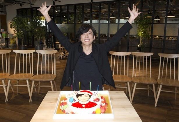 誕生日を迎える高橋一生は、12月20日(火)放送の「わたしに運命の恋があるなんて思ってた」(夜9:00-10:48フジテレビ系)に出演する共演からバースデーサプライズを受ける