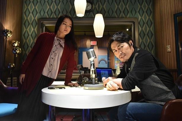 12月28日(水)放送の第1夜「緊Q速報(仮)」(テレビ朝日系)では安田顕が追い詰められる男を熱演する