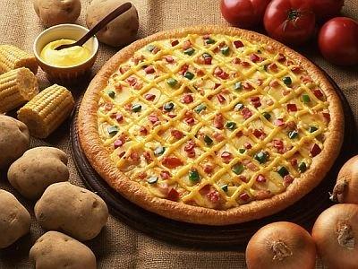 """1990年代に根強い人気を誇った「マヨじゃが」など""""半額ピザ""""画像"""