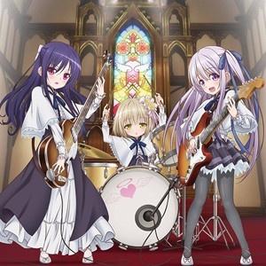 テレビアニメ「天使の3P」2017年夏放送開始!キービジュアルも解禁