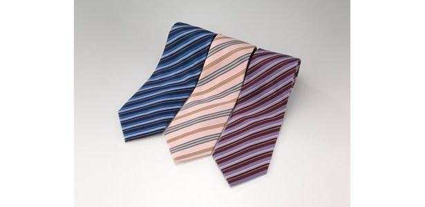 ネクタイは1本250円。驚きの価格!