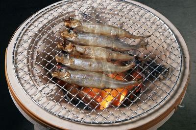 焼きシシャモ ※写真はイメージです