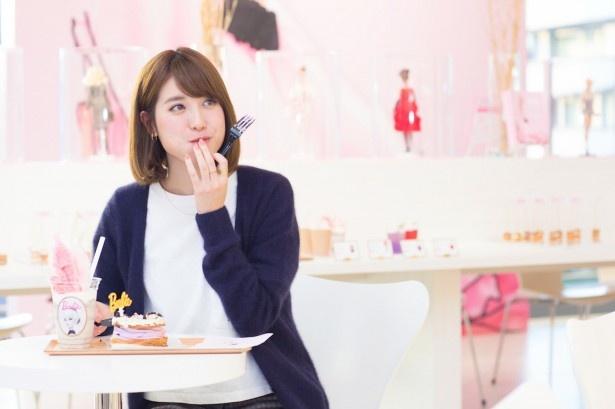 「C CHANNEL」クリッパーの中島恵美さんが話題のキャラクターカフェをレポート!