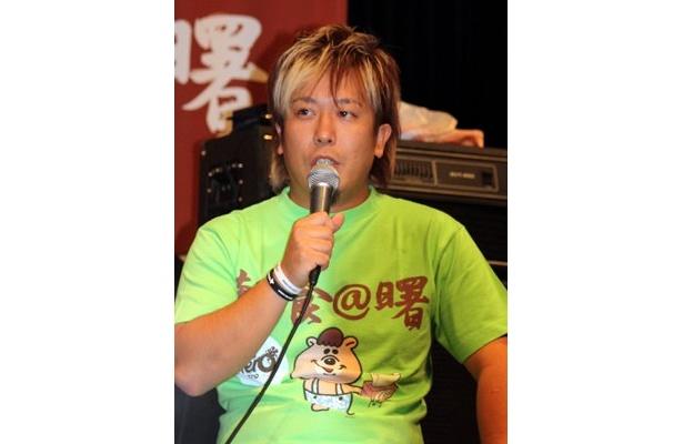 こんな鮮やかなグリーンのTシャツも