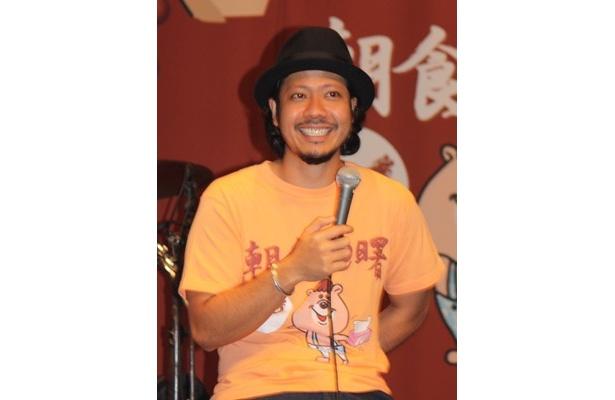 若槻ちゃんはアジアの歌姫です(笑)と、「MONGOL800」上江洌清作さん