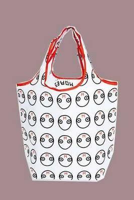 ¥3000以上の買い物で先着でもらえる「エム〜チョ」エコバッグ