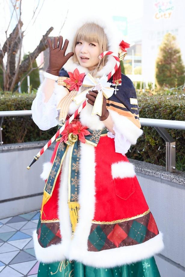 【写真20点】サンタ衣装の美人レイヤーも参加!「NEWレイヤーズ★パラダイス」にコスプレ美女が大集合