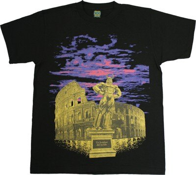 バッファローマンTシャツ