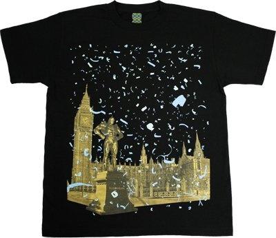 ロビンマスクTシャツ