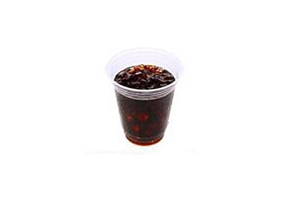 ロッテリアからは、高品質・低価格の「うまやすい!」150円シリーズとして「アイスコーヒー」や「アイスカフェラテ」も登場