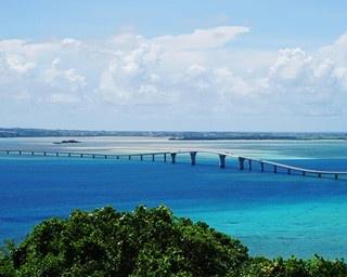 第1位沖縄県「伊良部大橋」
