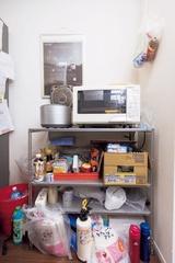 「汚部屋」改造レポート。キッチンの食材収納エリアがここまですっきり!