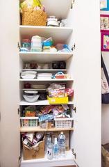 キッチンの「汚部屋」改造:プロの指南で食器棚がすっきり!