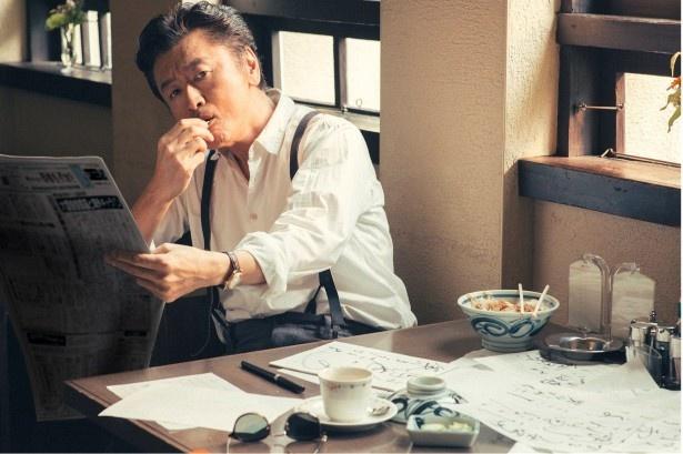 桑田佳祐は「君への手紙」「ヨシ子さん」