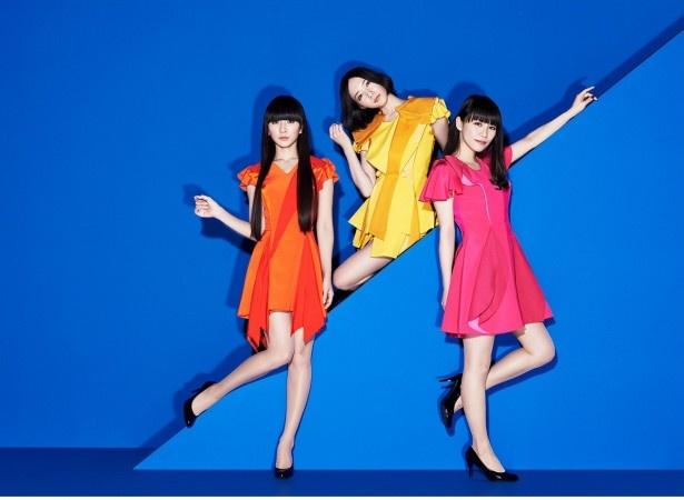 Perfumeは映画主題歌の「FLASH」