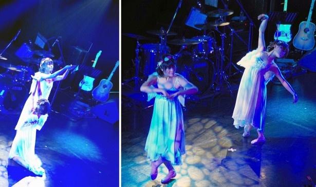 上京29:30はバレエコンテンポラリーを生オペラで披露
