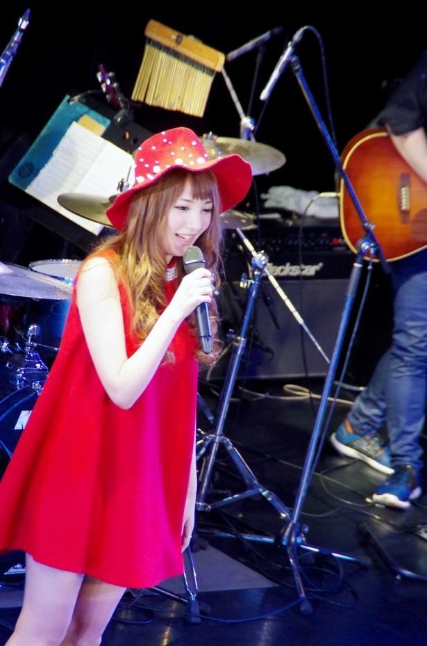 14番手は天海つばさで、「LOVE~winter song~」(福原美穂)