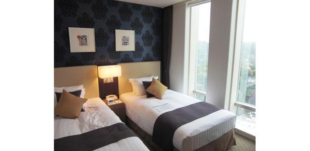 アコーホテルズの専属デザイナーが手がけたオシャレなデザインの客室