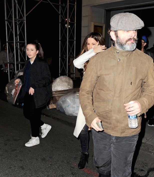 マイケルは女優ケイト・ベッキンセールとの間に娘がいる