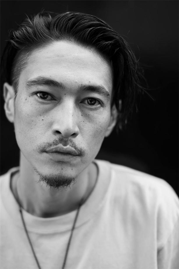 映画「アリーキャット」で主演を務める窪塚洋介