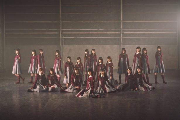「KEYABINGO!2」でユニークな企画に挑戦する欅坂46