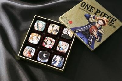 トーキョーチョコレートの「ルフィコレクション」(2160円)