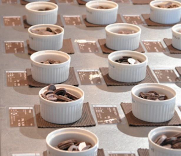 チョコレート好きにはたまらない「チョコホリック」開催